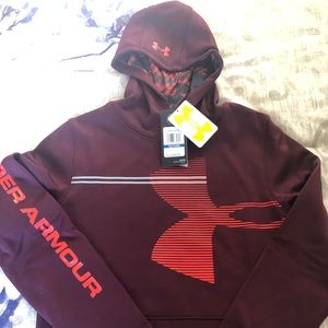 Under Armour boys hoodie new with tags